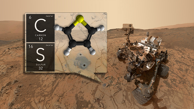 nasa обнаружило «маркеры» жизни на Марсе NASA обнаружило «маркеры» жизни на Марсе 21899 curiosity methane 800