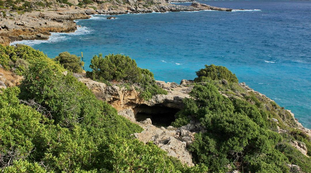 Скалы, бухты и тишина: трекинг на Крите Скалы, бухты и тишина: трекинг на Крите 25