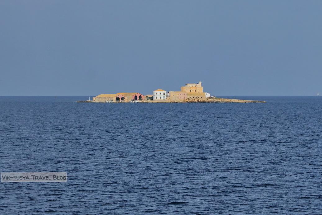 Итальянские каникулы: остров Мареттимо Итальянские каникулы: остров Мареттимо 4 6