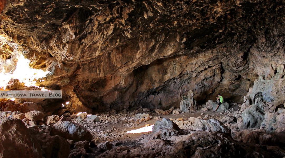 Скалы, бухты и тишина: трекинг на Крите Скалы, бухты и тишина: трекинг на Крите 40