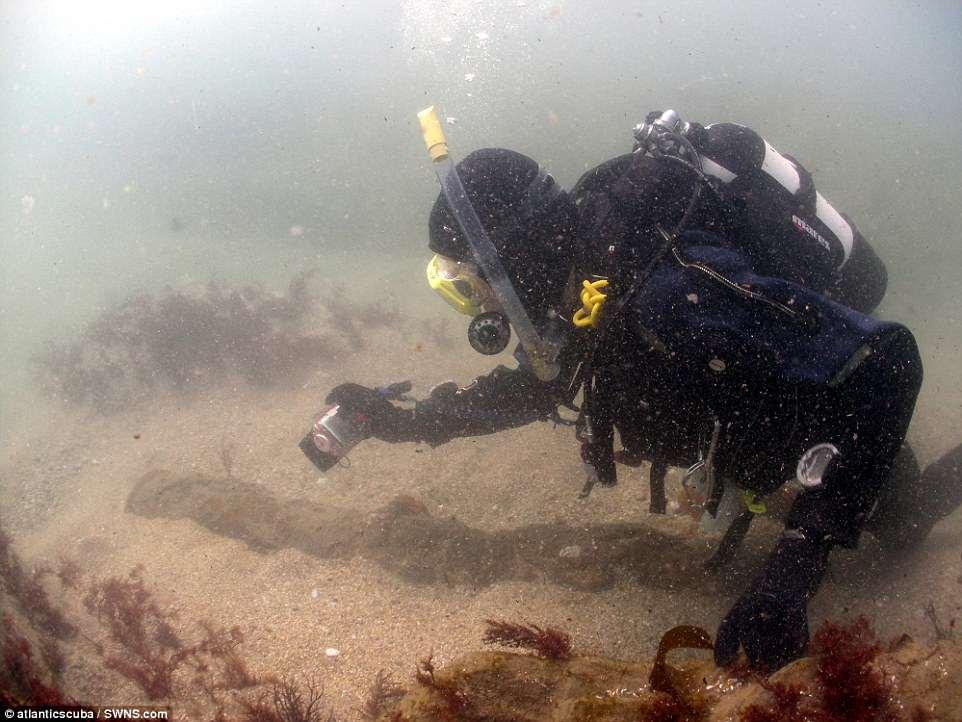 Дайверы обнаружили следы крушения самого богатого судна Британии