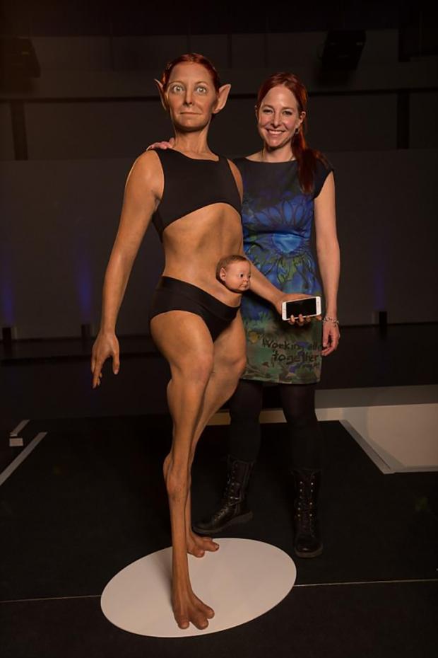 Уши как у эльфа и ноги как у страуса: ученые создали модель идеальной женщины Уши как у эльфа и ноги как у страуса: ученые создали модель идеальной женщины 4d17a2ec00000578 5825103 image a 1 1528577178620