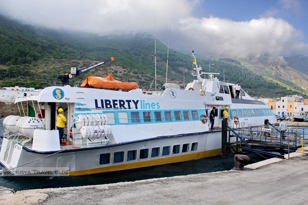 Итальянские каникулы: остров Мареттимо Итальянские каникулы: остров Мареттимо 5 6