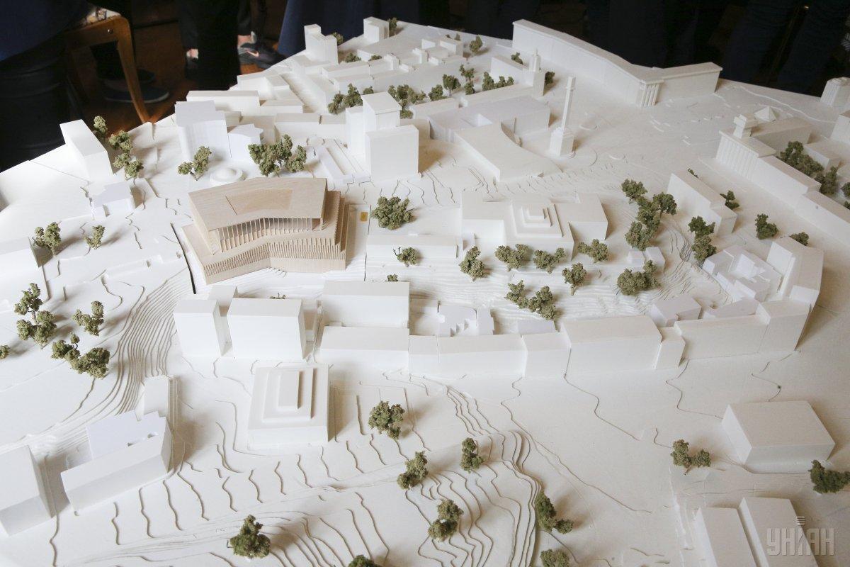 Объявлен победитель конкурса проектов музея Майдана Объявлен победитель конкурса проектов музея Майдана 5 9