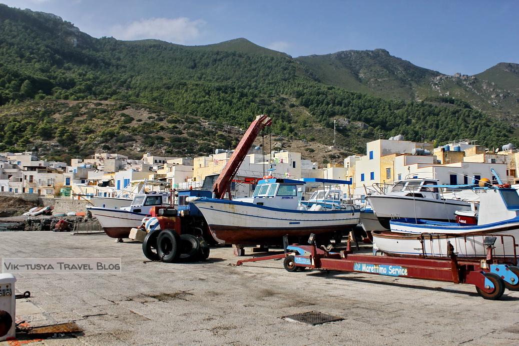 Итальянские каникулы: остров Мареттимо Итальянские каникулы: остров Мареттимо 6 5