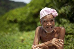 В Японии отшельника с необитаемого острова отправили в дом престарелых