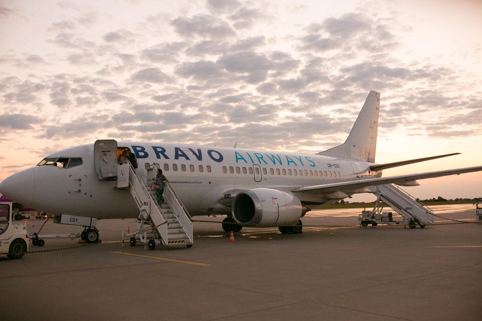 Bravo Airways запустила новые рейсы в Люблин из трех украинских городов
