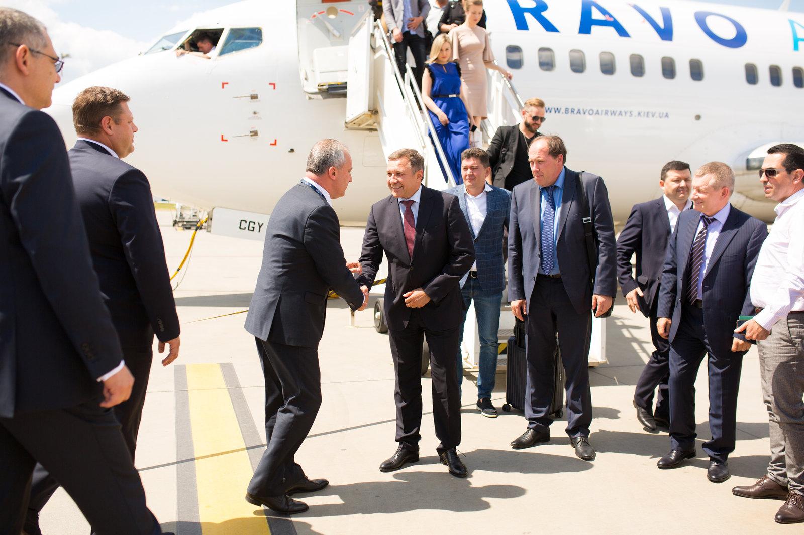 bravo airways запустила новые рейсы в Люблин из трех украинских городов Bravo Airways запустила новые рейсы в Люблин из трех украинских городов LUZ 638 prizemlennya