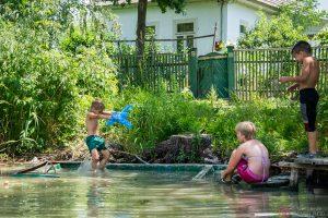 Один день в Вилково: видео-прогулка с