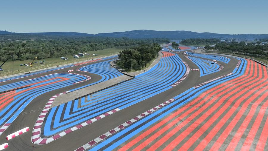 Во Франции впервые за 10 лет пройдет гонка «Формулы-1» Во Франции впервые за 10 лет пройдет гонка «Формулы-1» R3E Paul Ricard Circuit