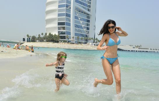 Путешествие в Дубай с ребенком: где остановиться и чем заняться