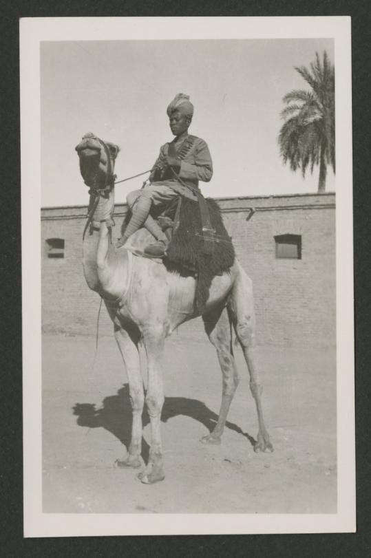 Фотографии Ближнего Востока и Северной Африки xix–xx веков Фотографии Ближнего Востока и Северной Африки XIX–XX веков Sudanese soldier
