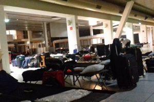 Коллапс: аэропорт Гамбурга остановился почти на сутки