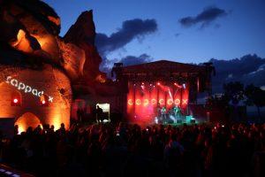 В Турции пройдет фестиваль современного искусства и музыки Cappadox