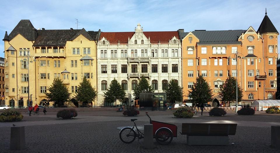 Финнов рассмешила новость о том, что они самая счастливая нация Финнов рассмешила новость о том, что они самая счастливая нация finland 2548616 960 720