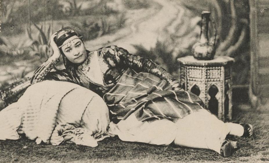 Фотографии Ближнего Востока и Северной Африки XIX–XX веков