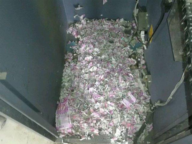 В Индии мыши съели все деньги в банкомате В Индии мыши съели все деньги в банкомате master
