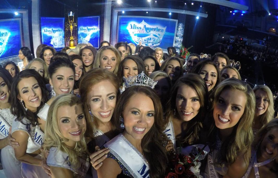 «Мисс Америка» отказалась от обнаженных тел
