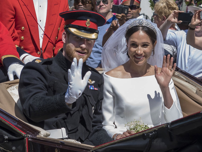 Куда принц Гарри и герцогиня Сассекская поедут в свадебное путешествие?