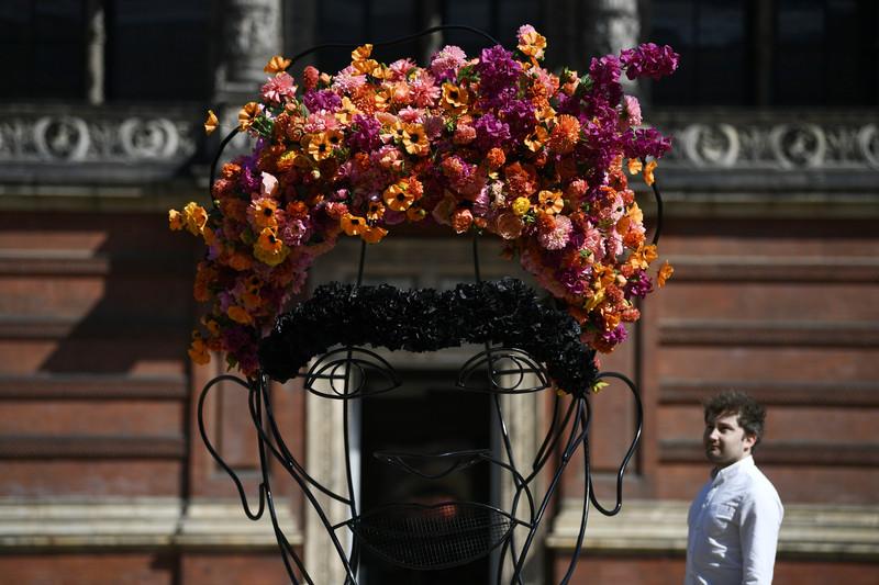 В Лондоне открылась выставка вещей Фриды Кало