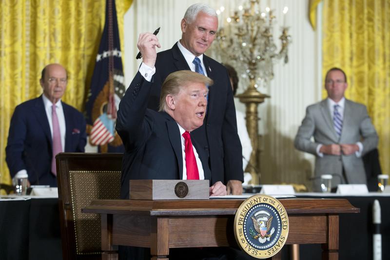 Трамп объявил о создании космической армии