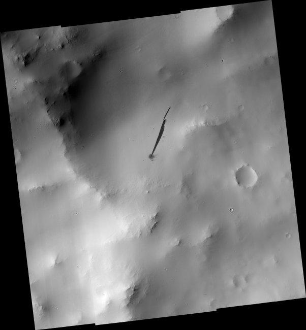 На Марсе взорвался метеорит: nasa показала фото На Марсе взорвался метеорит: NASA показала фото pia22513 fig1