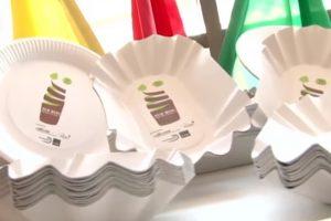 В Германии изобрели пластик из салата