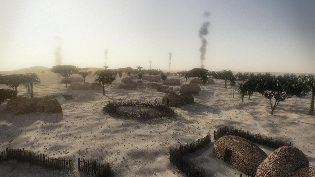 В ОАЭ нашли деревню возрастом 8 тысяч лет