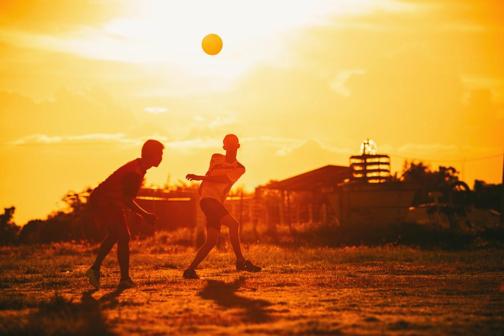 Это не Бразилия! Названы страны, которые сходят по футболу с ума Это не Бразилия! Названы страны, которые сходят по футболу с ума shutterstock 1110651314