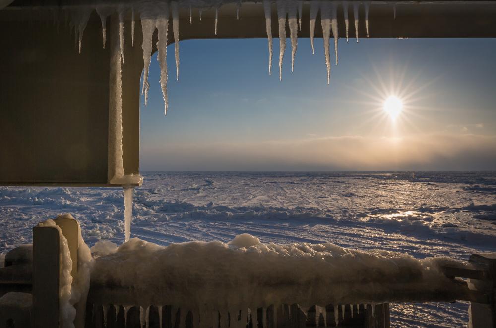 Северный Ледовитый океан становится Атлантическим: ученые Северный Ледовитый океан становится Атлантическим: ученые shutterstock 1121156219