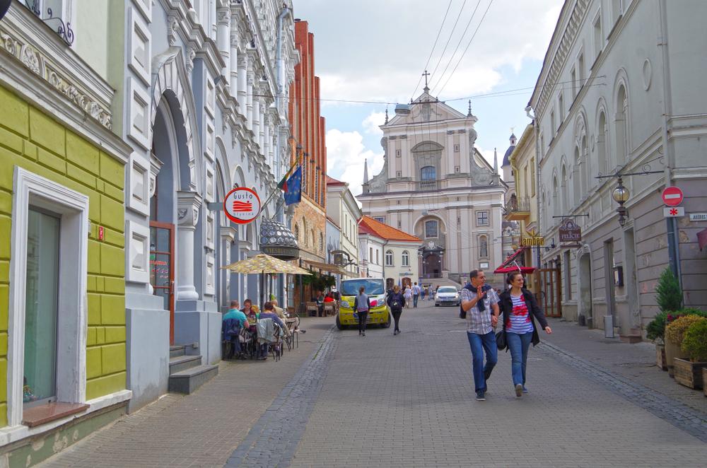 Вильнюс вводит туристический сбор с 1 июля.Вокруг Света. Украина