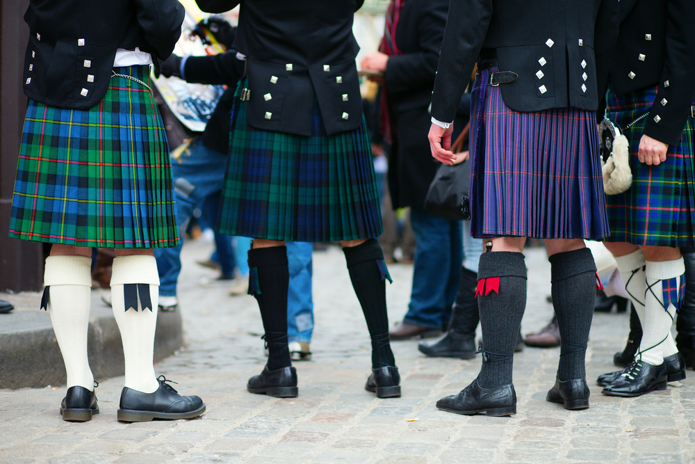 В Британии мальчикам разрешили ходить в школу в юбках