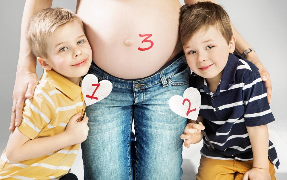 Наличие более двух детей может навредить здоровью матери