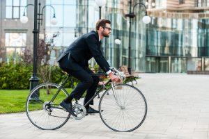 На работу на велосипеде: в Нидерландах собираются доплачивать
