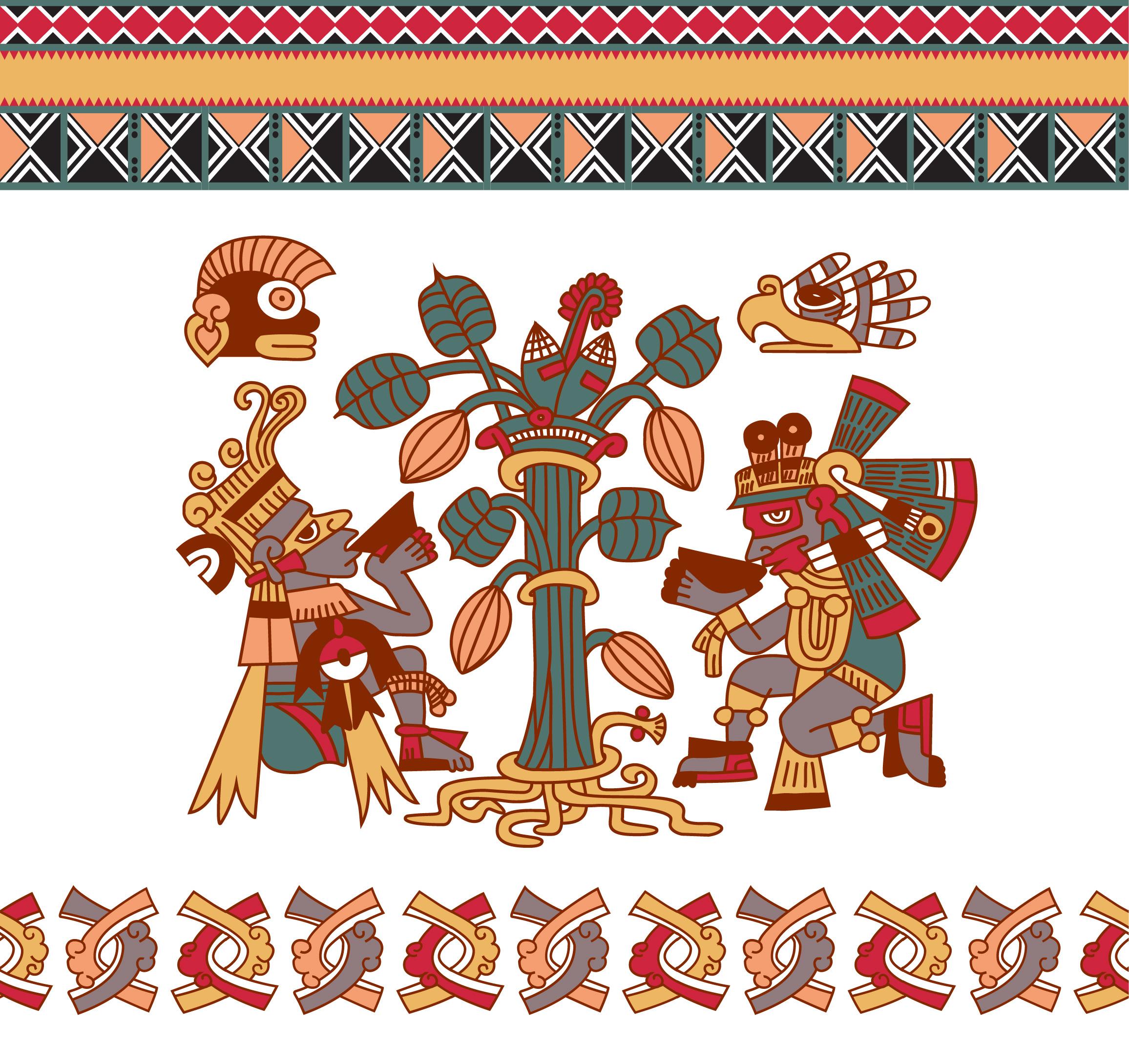 Древние майя расплачивались шоколадом Древние майя расплачивались шоколадом shutterstock 341628743