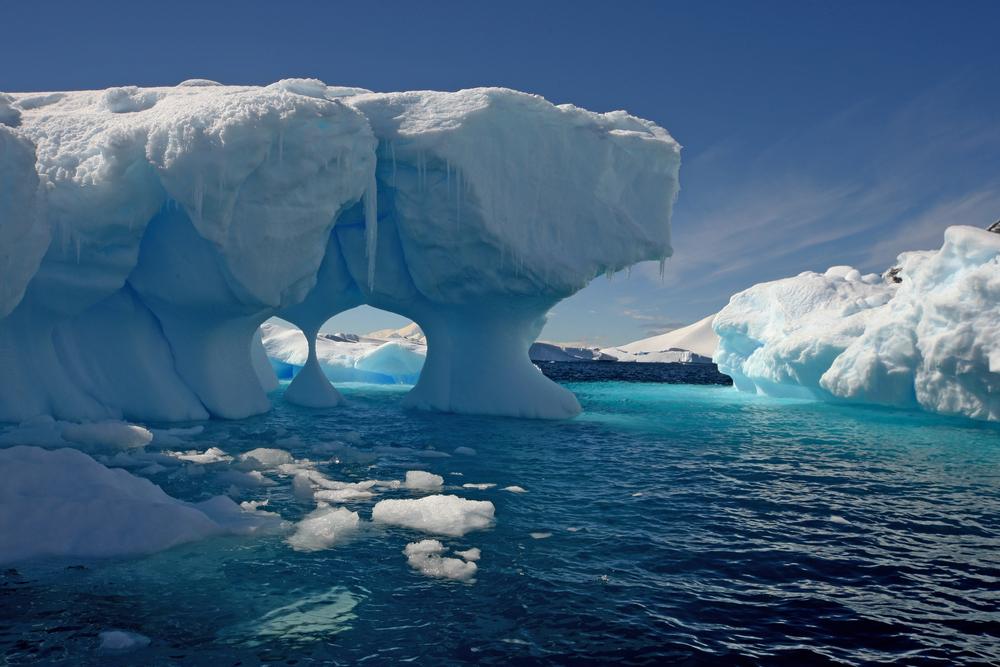 За последние пять лет скорость таяния льда в Антарктиде утроилась