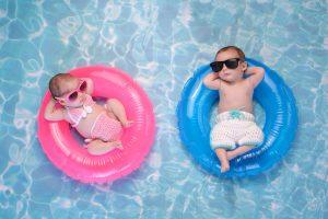 В Америке сестры дважды родили детей в один день