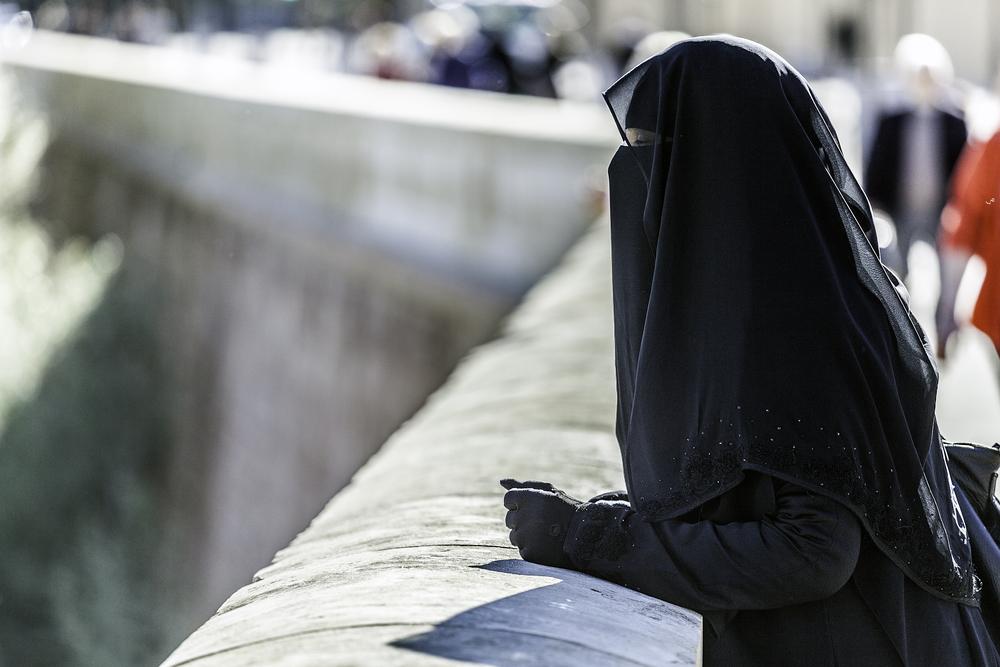 Дания запретила носить никаб и паранджу.Вокруг Света. Украина