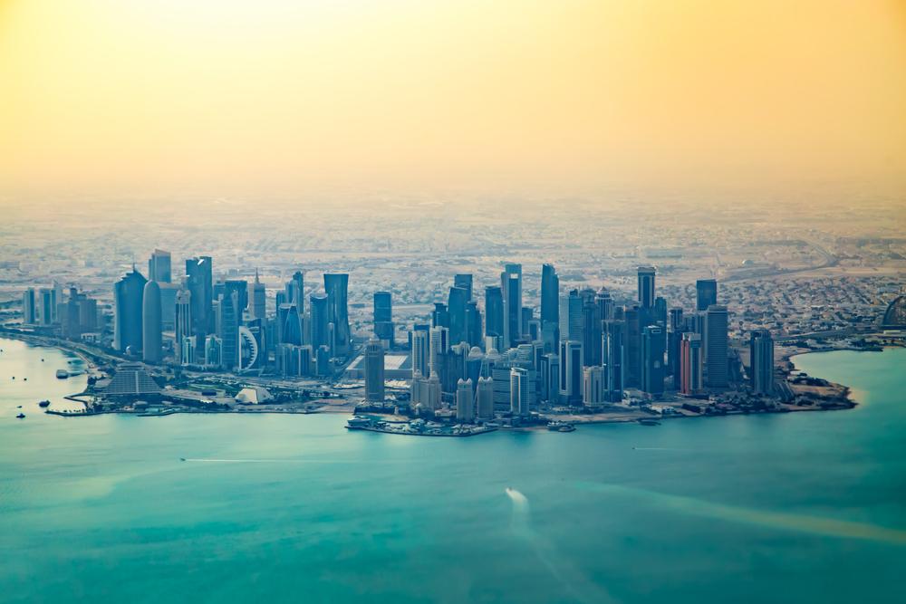 Катар станет островом. Усилиями Саудовской Аравии Катар станет островом. Усилиями Саудовской Аравии shutterstock 618013658