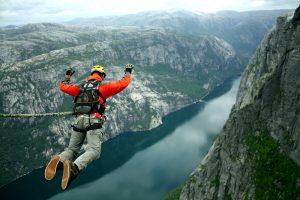 Дайвинг, каньонинг, рафтинг и параглайдинг: все об экстриме в путешествиях