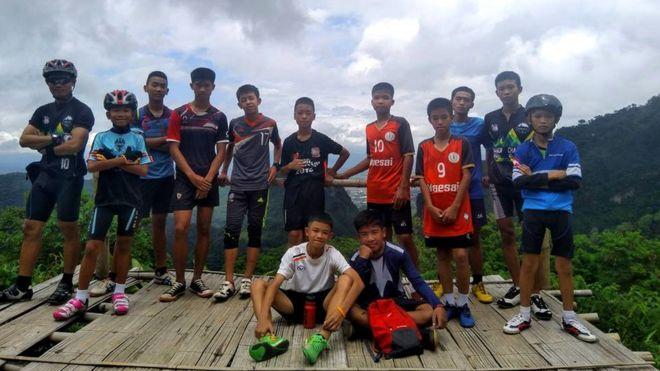 Как выжили подростки в тайской пещере: найдено возможное объяснение