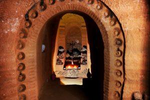 В Армении селянин вручную построил подземный храм