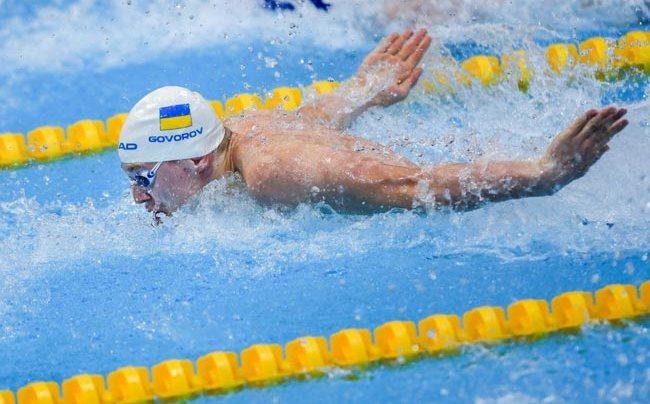Украинский пловец установил мировой рекорд