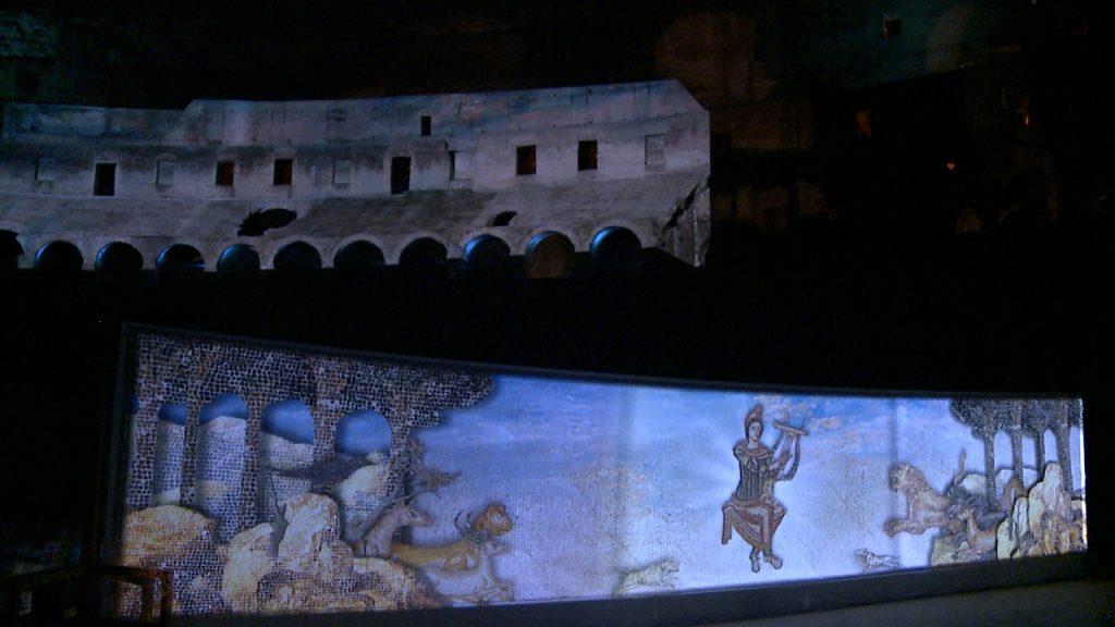 В Колизее снова устроят гладиаторские бои В Колизее снова устроят гладиаторские бои 3 SANGUE E ARENAtheshow courtesy Electa 1024x576