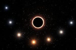 Ускорение смерти: астрономы сняли звезду, несущуюся к черной дыре