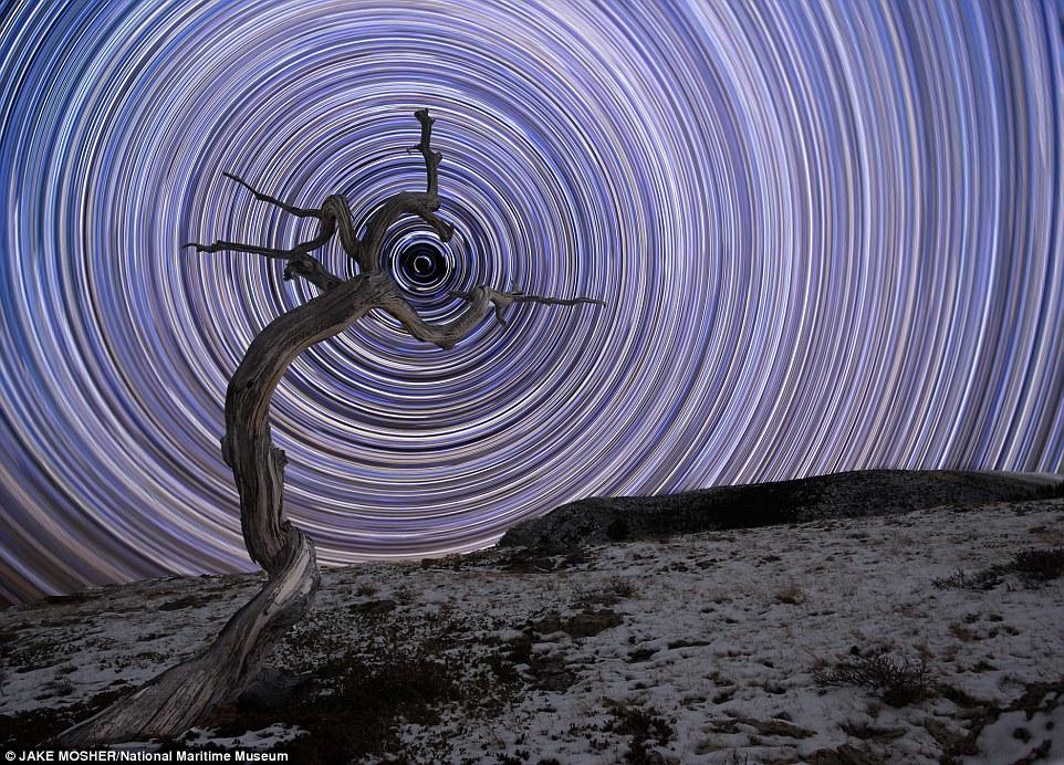 Обсерватория Гринвича показала шорт-лист конкурса астрономического фото