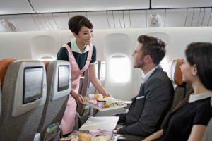 Лучшие авиакомпании для пассажиров эконом-класса