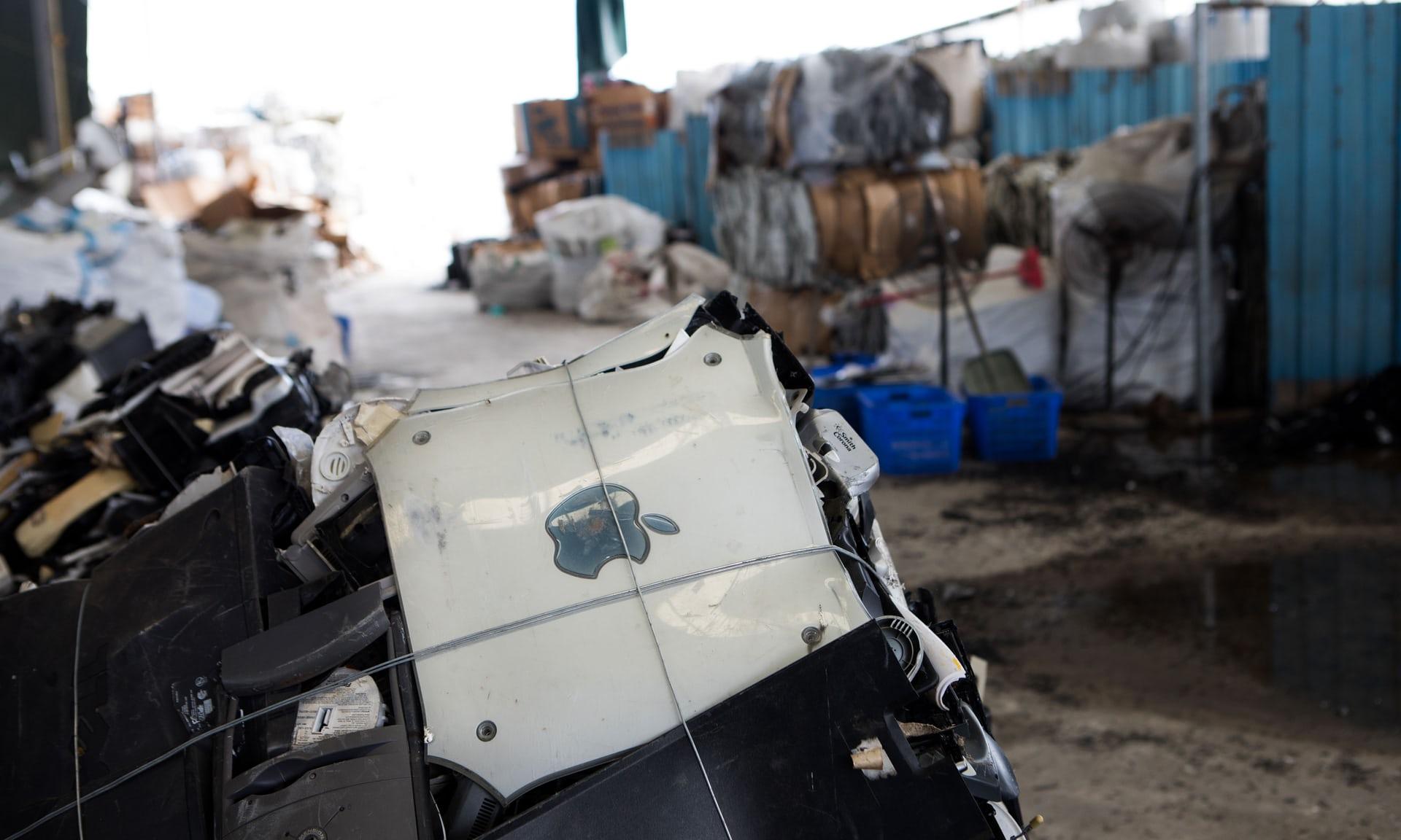 Таиланд превращают в свалку электронных отходов мира