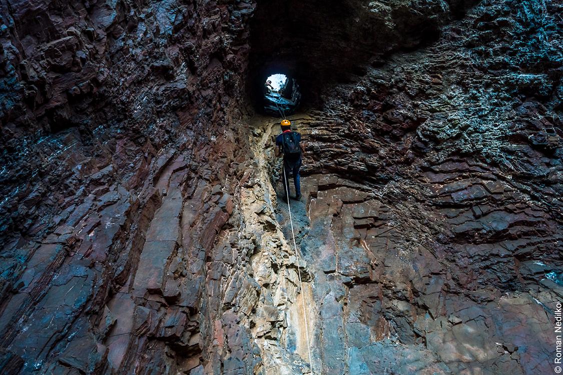 Путешествие к центру Земли: альпинизм в украинских шахтах