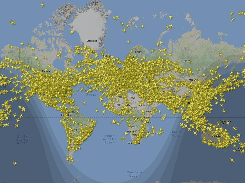 Рекорд в авиации: самолеты перевезли 30 миллионов человек за один день Рекорд в авиации: самолеты перевезли 30 миллионов человек за один день Dg3DH75WsAA42W8 k6iH U435106985604229bC 1224x916 Corriere Web Sezioni